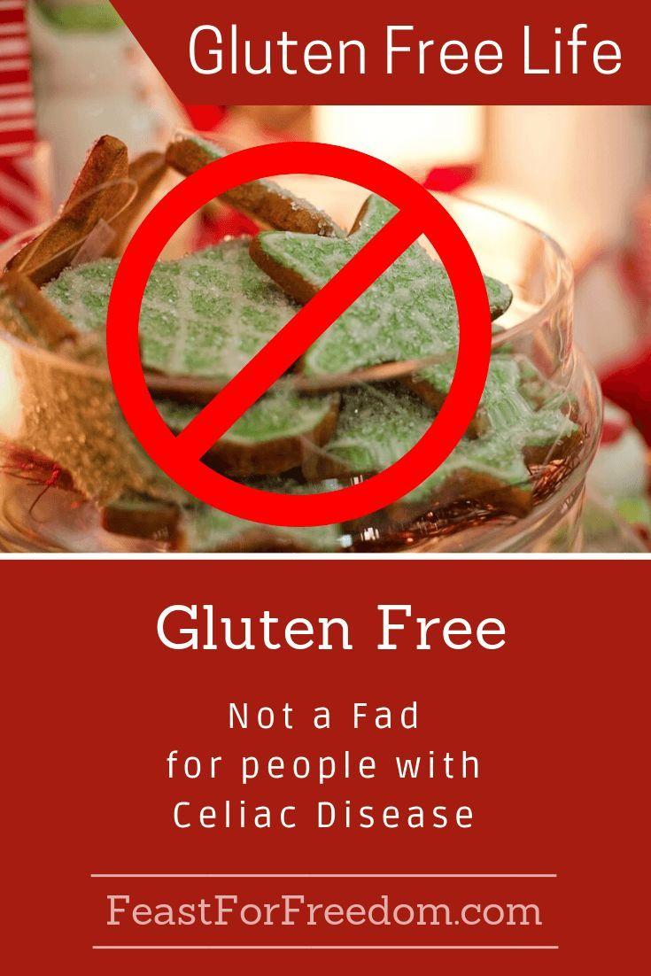 Gluten Free for Celiac Sufferers is Not a Fad | Celiac ...
