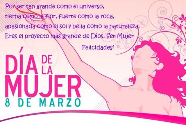 Feliz Dia De La Mujer Jpg 640 434 Feliz Día De La Mujer Dia De La Mujer Feliz Día Internacional De La Mujer