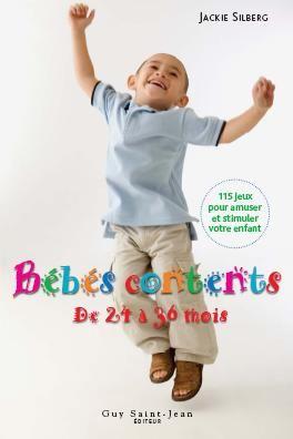 Bébés contents de 24 à 36 mois - Jackie Silberg