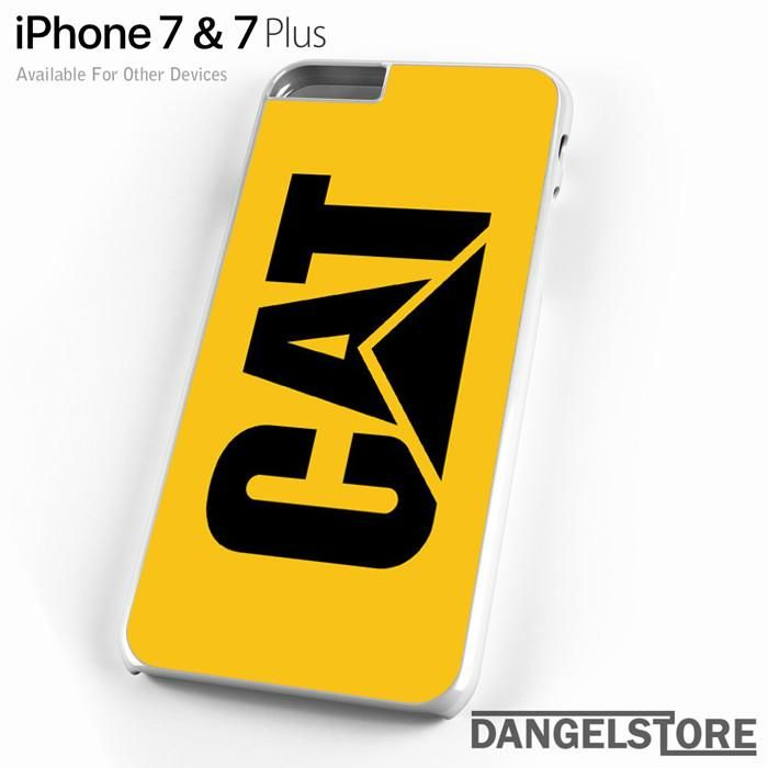 check out 8ec9f bef6a Yellow Caterpillar Logo For iPhone 7 Case | iPhone 7 Case | Iphone 7 ...