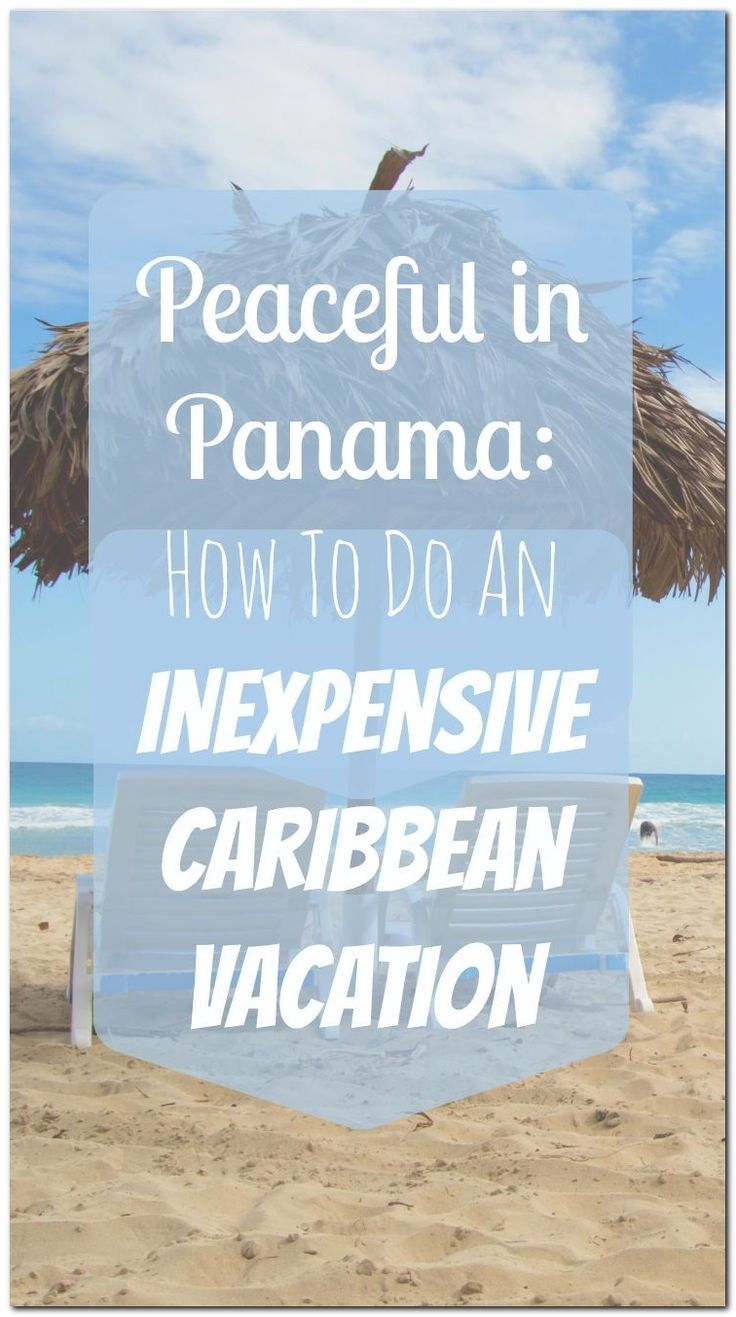 Best And Worst Times To Vacation In Carribean Cheap
