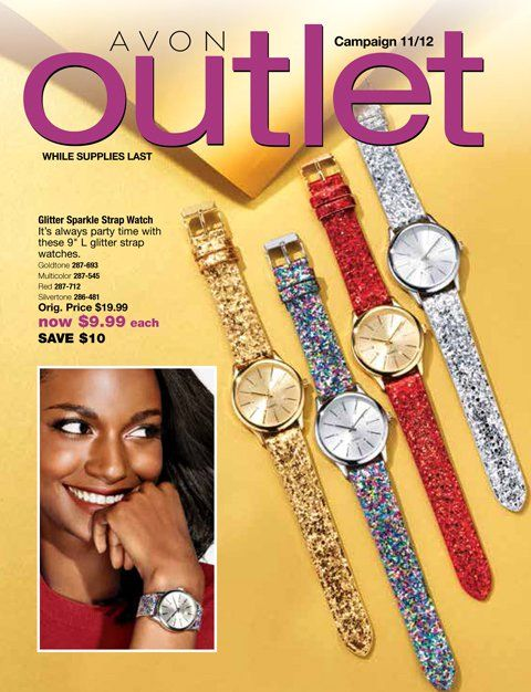 Outlet Avon Catalog 11 from April 21,until May 6, 2017 Fathers Day Issue online at www.youravon.com/my1724 #AVON #FATHERSDAY #GIFTS #AVONCATALOG11 #AVONOUTLET11 #SHOPONLINE #WATCHES