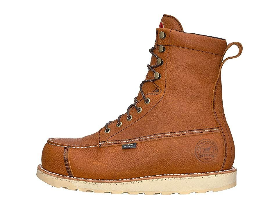 b89608bb66f Irish Setter Wingshooter Safety Toe 83832 Men's Work Boots Brown ...