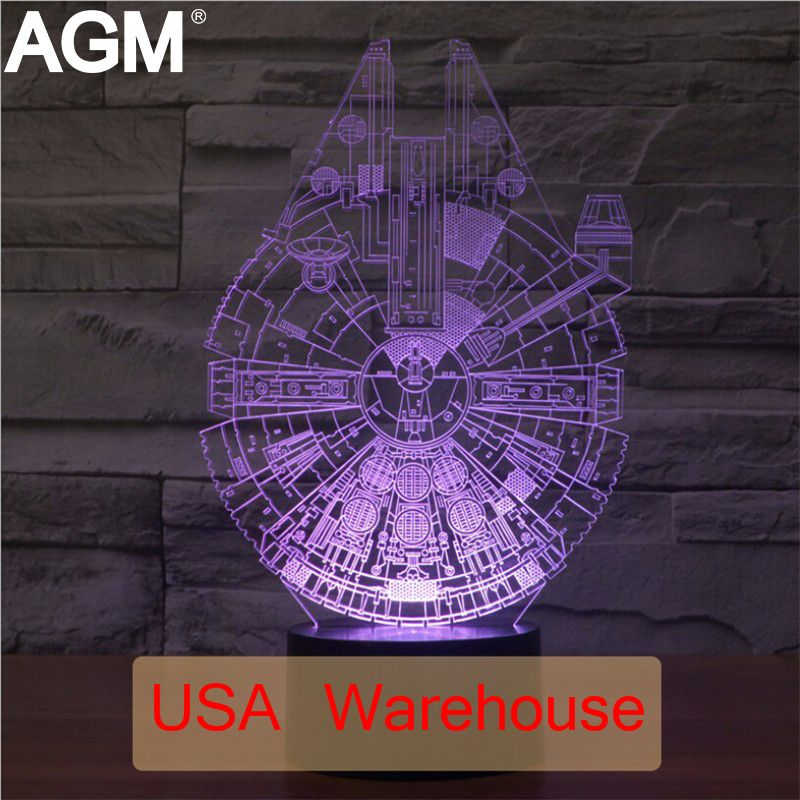 Star Wars 3d Light Touch Table Lamp 7 Color Changing Bb8 3d Desk Lamp Luminaria 3d Led Lamp Novelty Led 3d Nig Star Wars Night Light Star Wars Lamp 3d Led Lamp