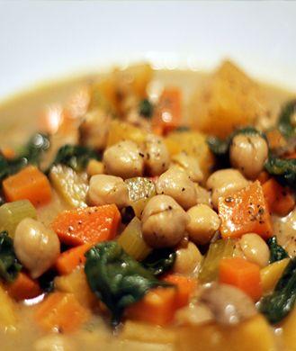 Lumberjackie Soup