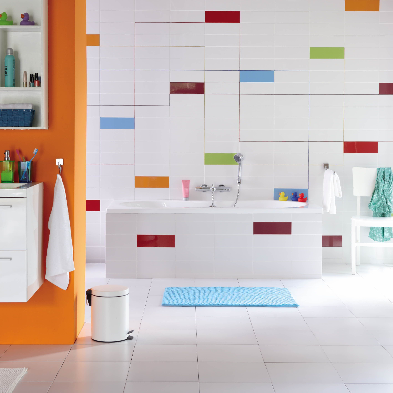 Praxis | Arty stijl voor je badkamer | Badkamer inspiratie ...