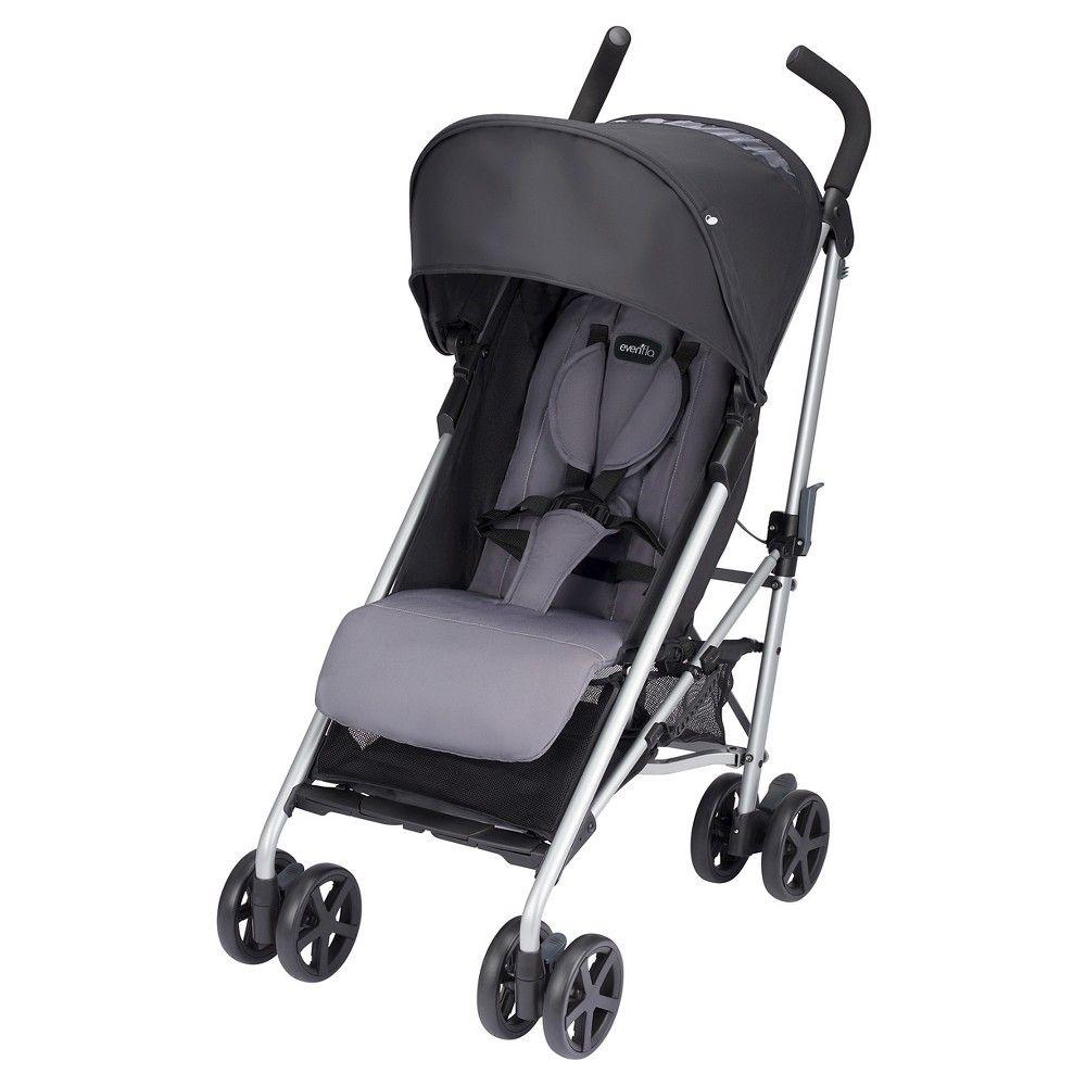 evenflo minno lightweight stroller glenbarr gray glenbarr grey  - evenflo minno lightweight stroller glenbarr gray glenbarr grey