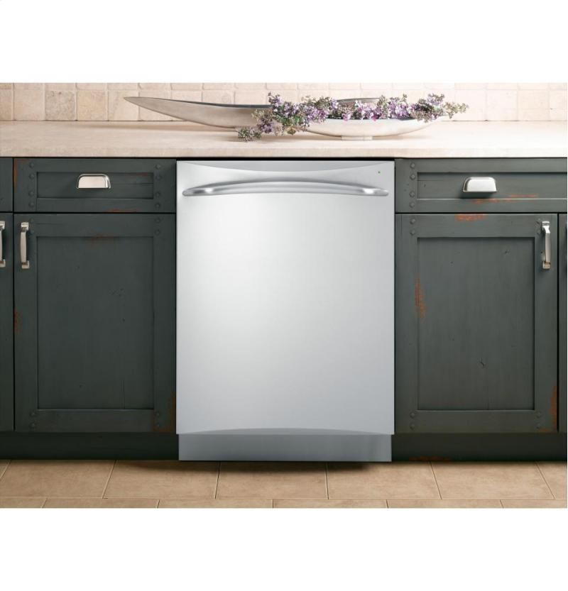 Pdwt580vss By General Electric In Brooklyn Ny Ge Profile Series Dishwasher With Smartdispens Built In Dishwasher Major Kitchen Appliances Modern Dishwashers