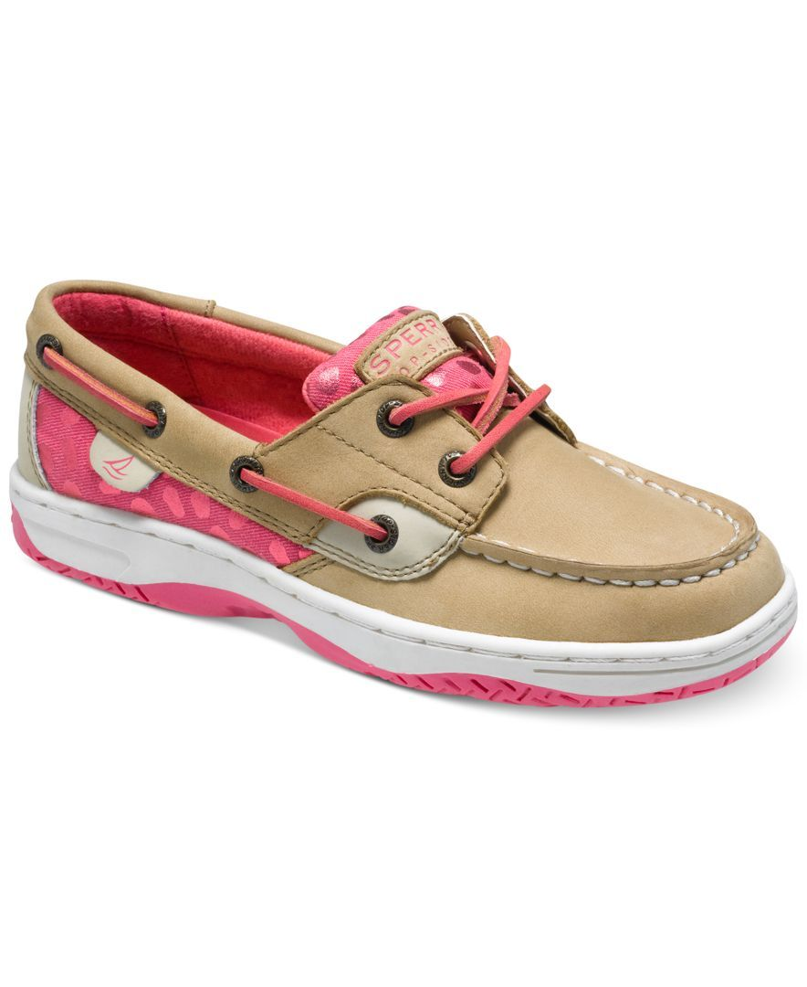 Sperry Top-Sider Toddler Girls' Bluefish Shoes