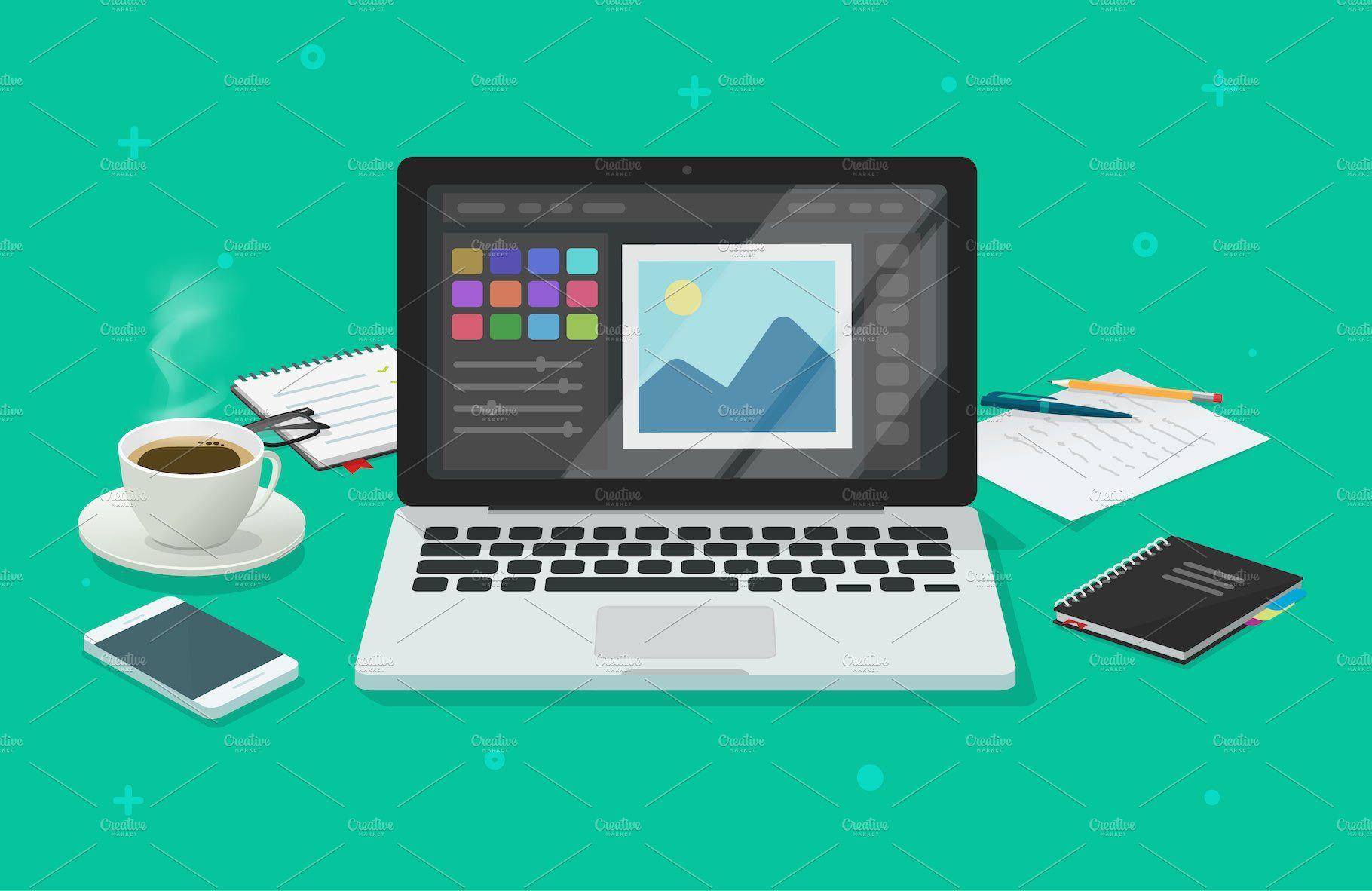 Image Photo Editor Software Desktop in 2020 Computer