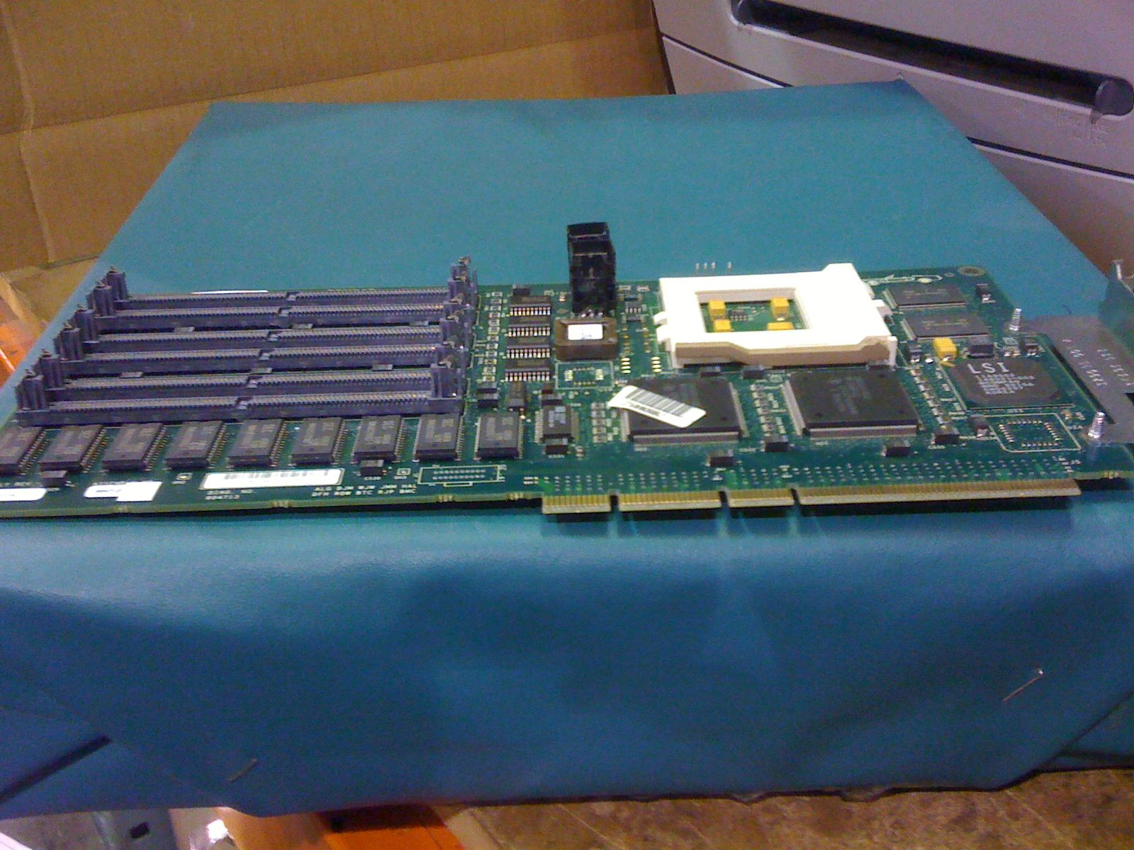 004712101 - COMPAQ - N/A - COMPAQ CPU BOARD