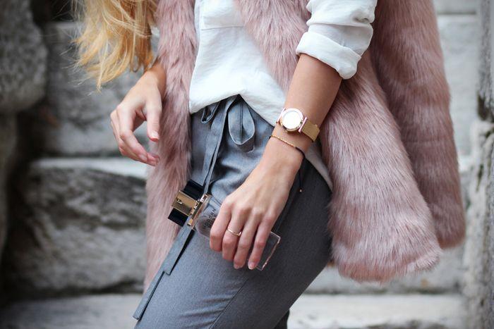 Sirma Markova: #ModernMuse /  Choies Gray Loose Harem Pants - http://www.choies.com/product/gray-loose-harem-pants_p32571?cid=370bella
