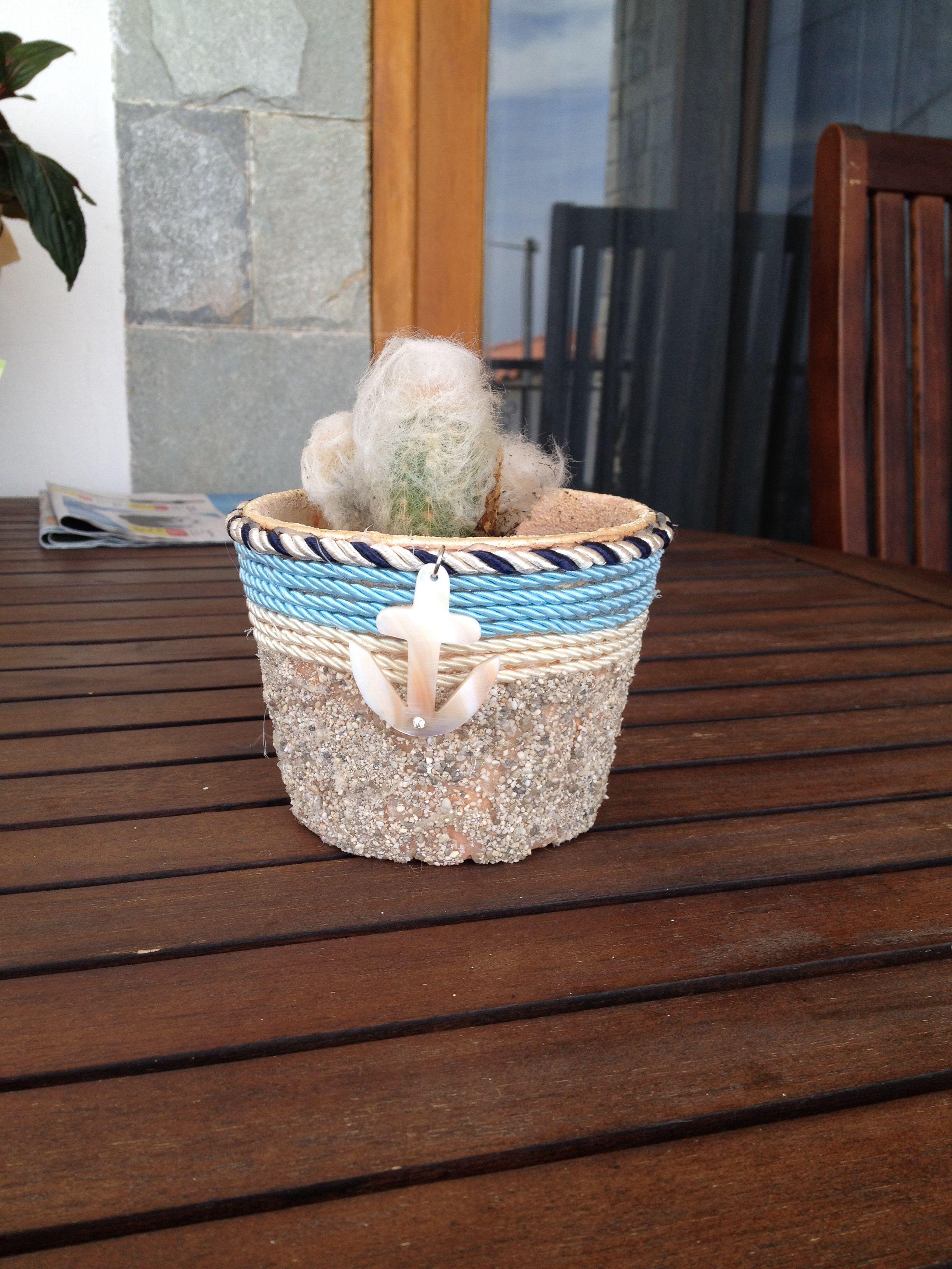 Diy flower pot Flower pots, Diy, Crafty