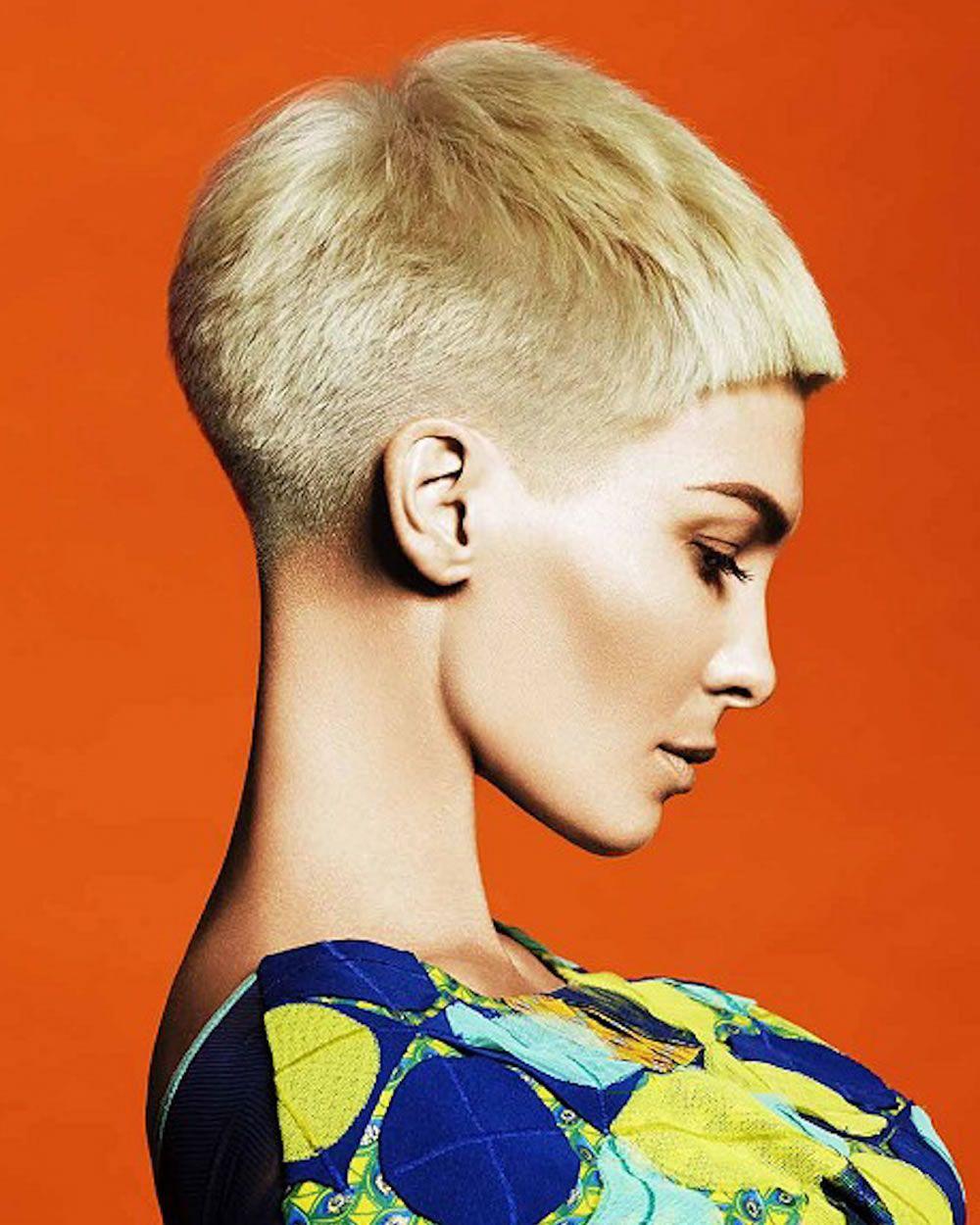 Russische Frauen Kurzhaarschnitte Und Frisuren Fur 2018 Kurzhaarschnitte Kurze Haare Styling Fur Kurze Haare