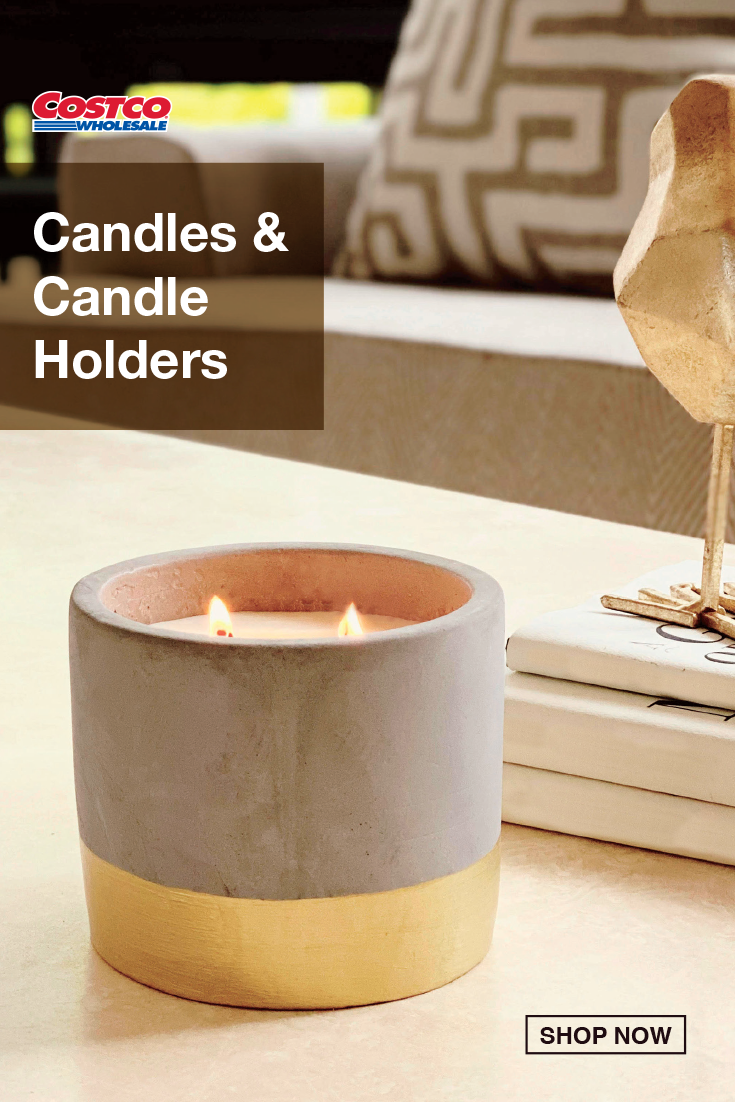 Bellevue Luxury Soy Blend Candle 3 Piece Set In 2020 Soy Blend Candle Candles Wholesale Candles