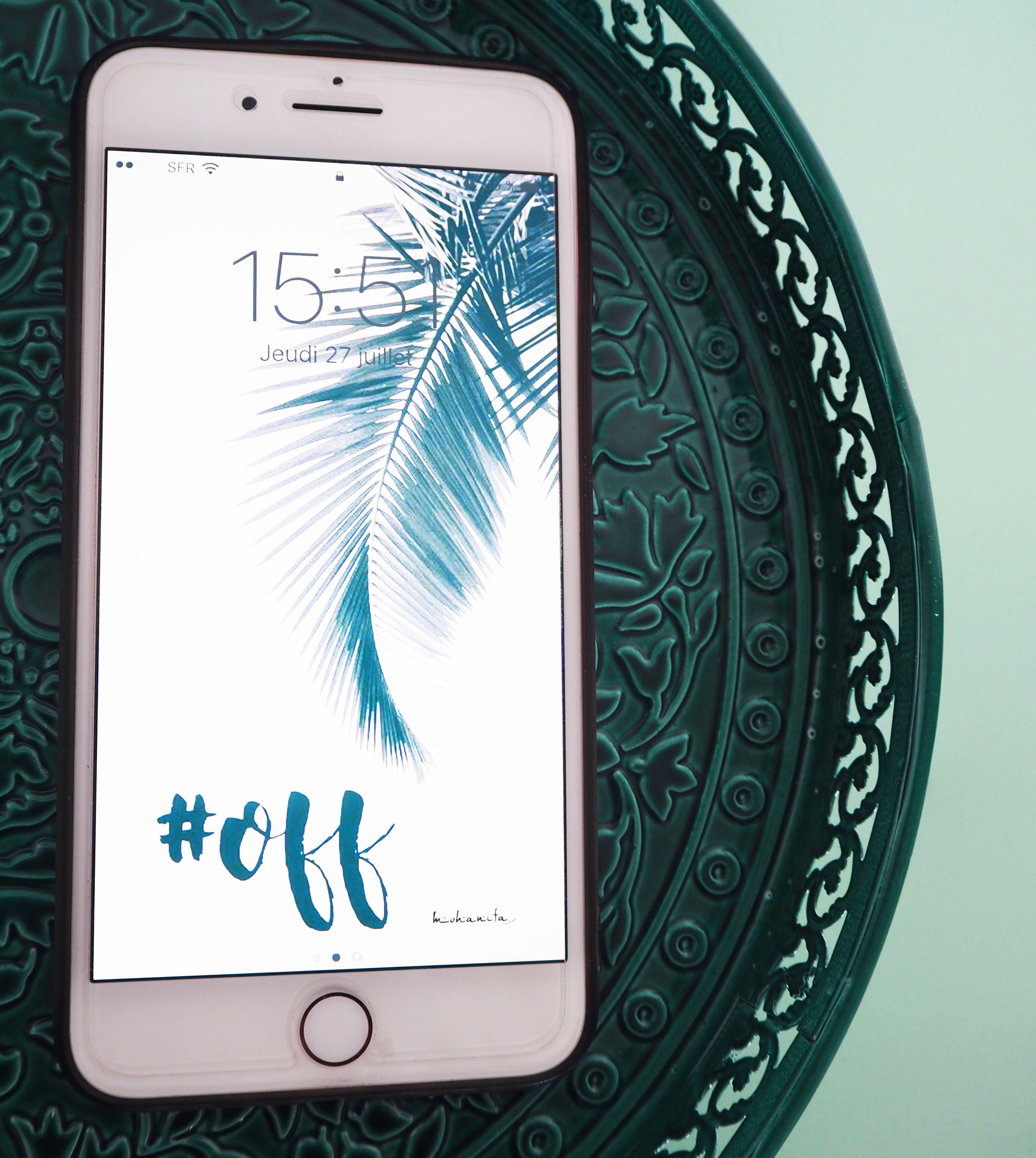 Mohanita Bleu Ocean Le Fond D Ecran Iphone A Telecharger Mohanita Fond D Ecran Iphone Iphone Ecran Iphone