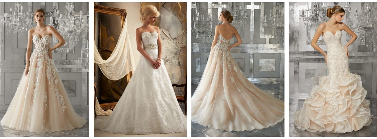 Looking For The Best Custom Made Wedding Dresses And Gown