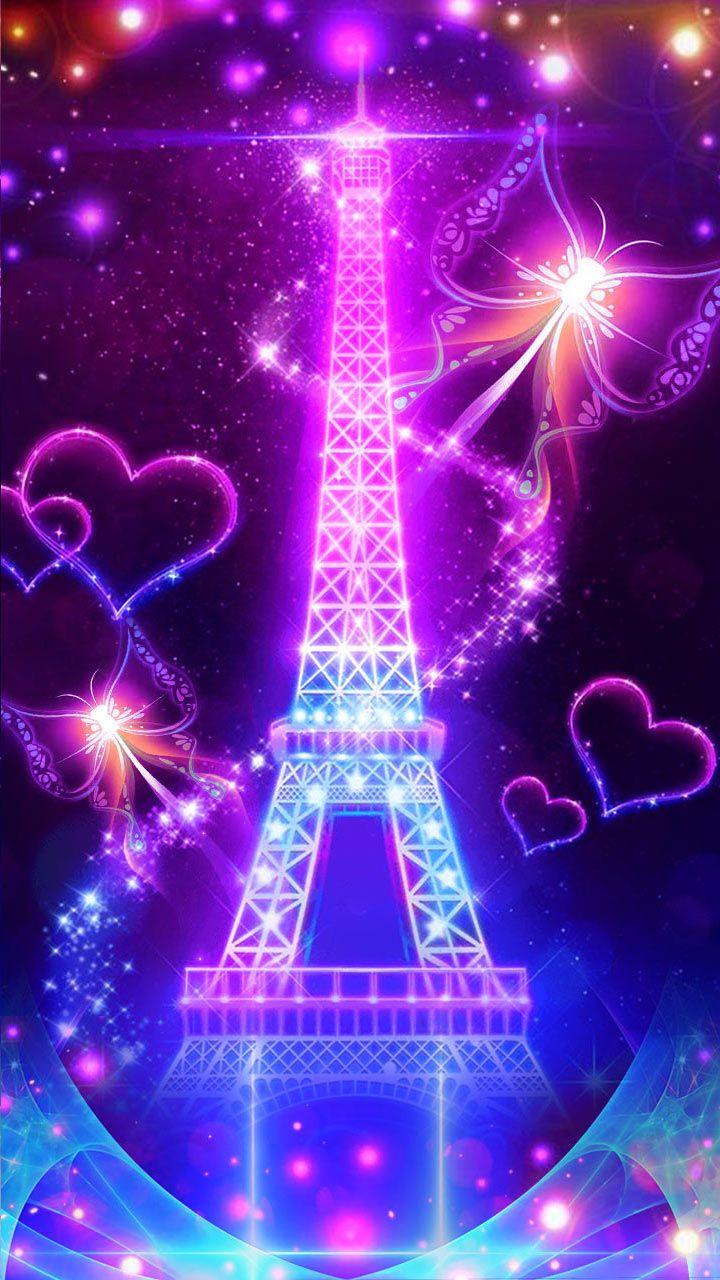 Eiffel Paris Menara Eiffel Pemandangan Fotografi Alam