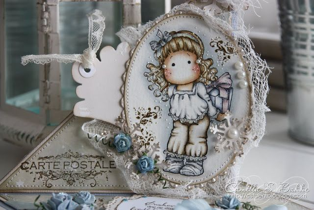 Cards by Camilla: Twisted Easel Card ♥
