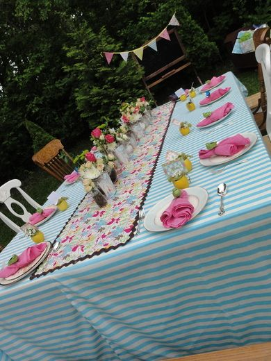 Shabby Chic/ Bird Nature Baby Shower Party Ideas | Photo 2 of 25 | Catch My Party