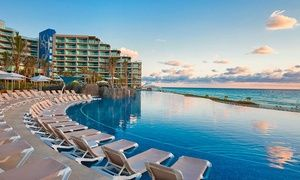 3 Or 5 Nt Stay For Two W Resort Credit At All Incls Hard Rock Hotel Cancun Premium Collection Airfare Not Included Cancun Hotels Hard Rock Hotel Cancun Hard Rock Cancun