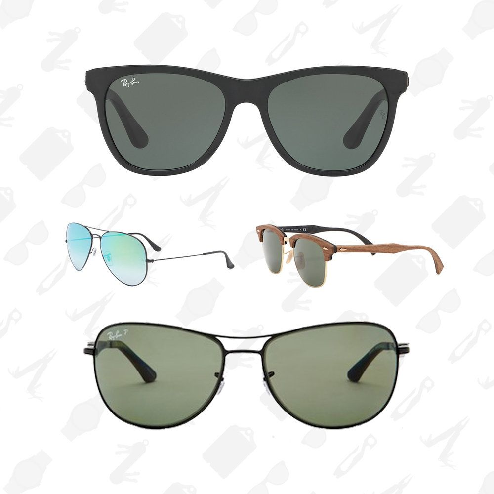what are ray bans named after