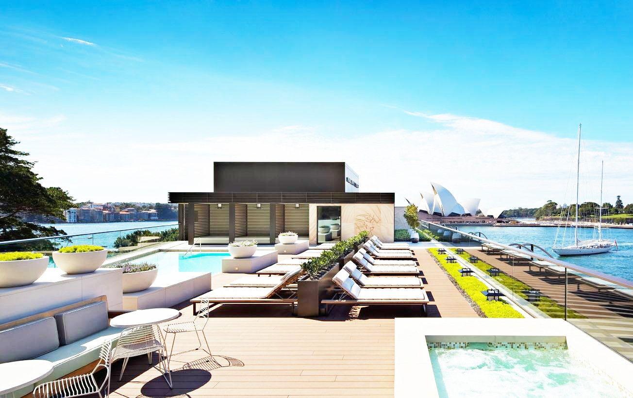 The Top 10 Hotels In Australia Revealed Via Mydomaineau