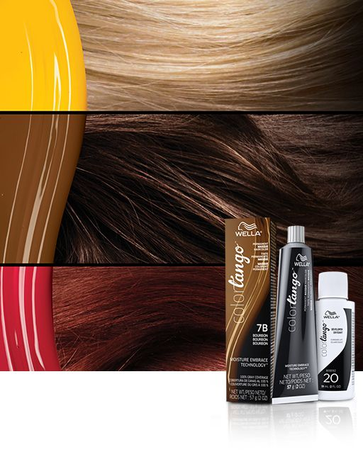 New Color Tango From Wella Irresistable Has A New Name Shop Now