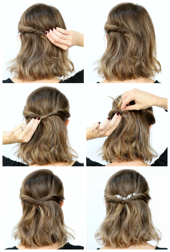 50 Incredibly Cute Hairstyles For Every Occasion Stayglam Braids For Short Hair Short Wavy Hair Hair Life