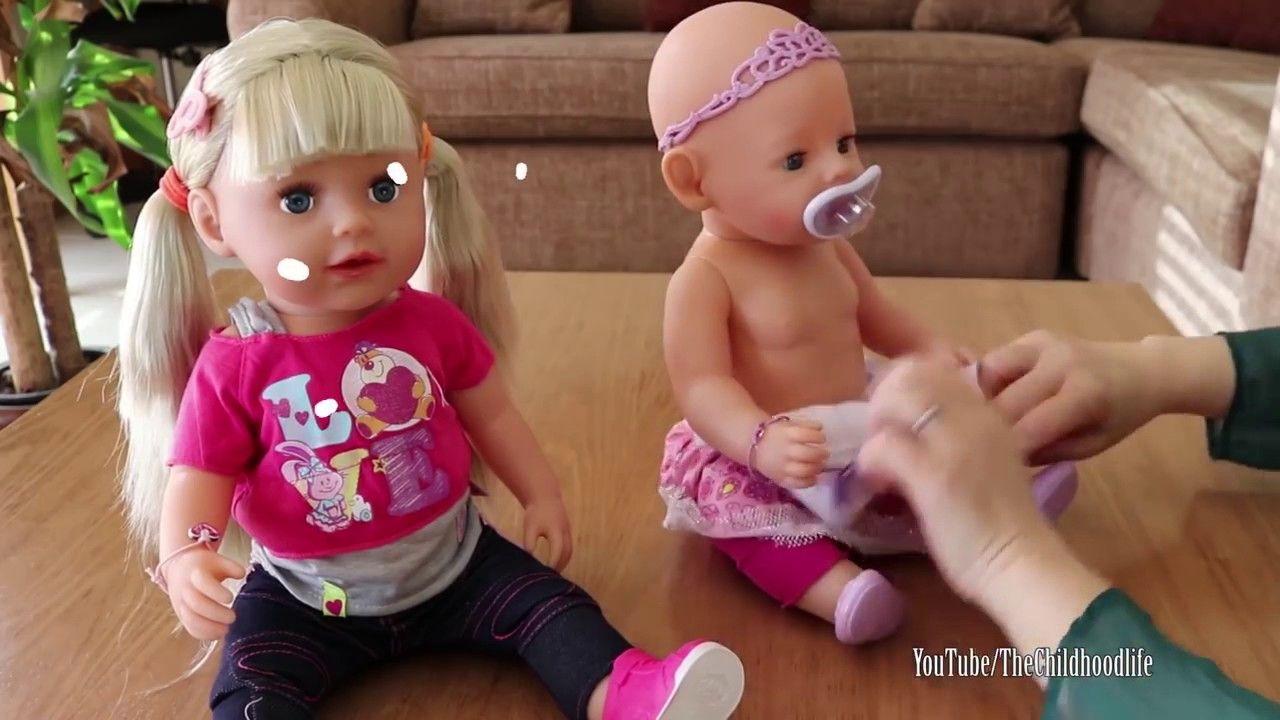 Baby Born Badewanne Youtube Baby Baby Face Face