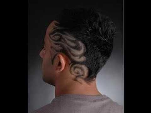 barber mens razor design