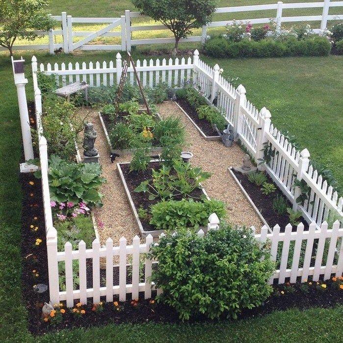 55 raised garden beds vegetable garden small spaces design ...