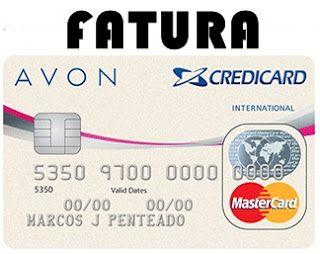 Passo A Passo Para Tirar Fatura Avon Credicard International