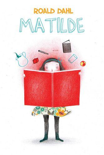 Matilde. Roald Dahl