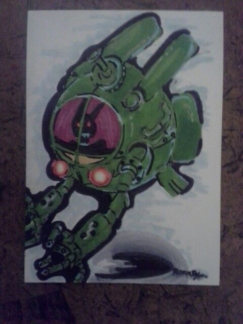 Grunny sub from gaiaonlines zOMG! Game