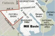 old mill basin brooklyn map Mill S Long Gone But The Basin S Still Full Nytimes Com old mill basin brooklyn map