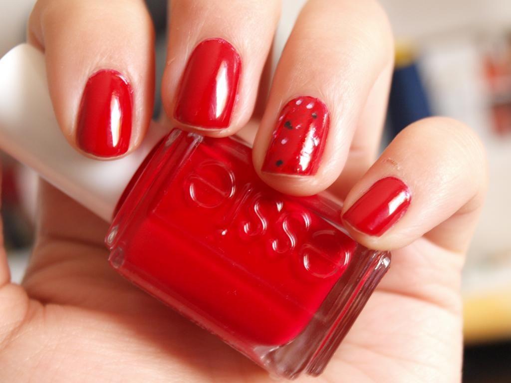 30 ideas about Red Nail Art | Nail art - nails - diy | UÑAS ...