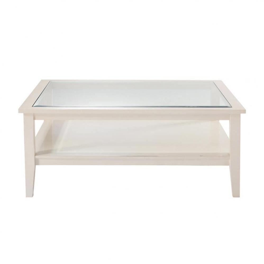 table basse ivoire GUSTAVIA | Furniture | Pinterest | Nouvelle ...