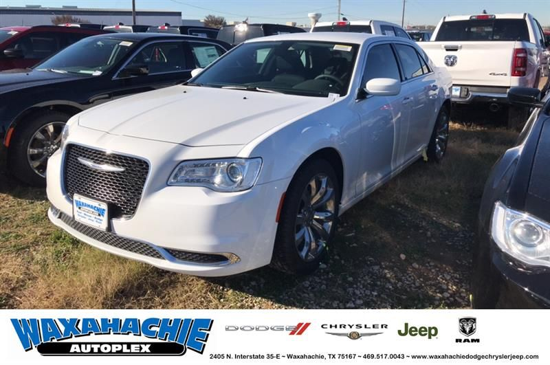 Come Check Out This Brand New 2019 Chrysler 300 Touring L Edition