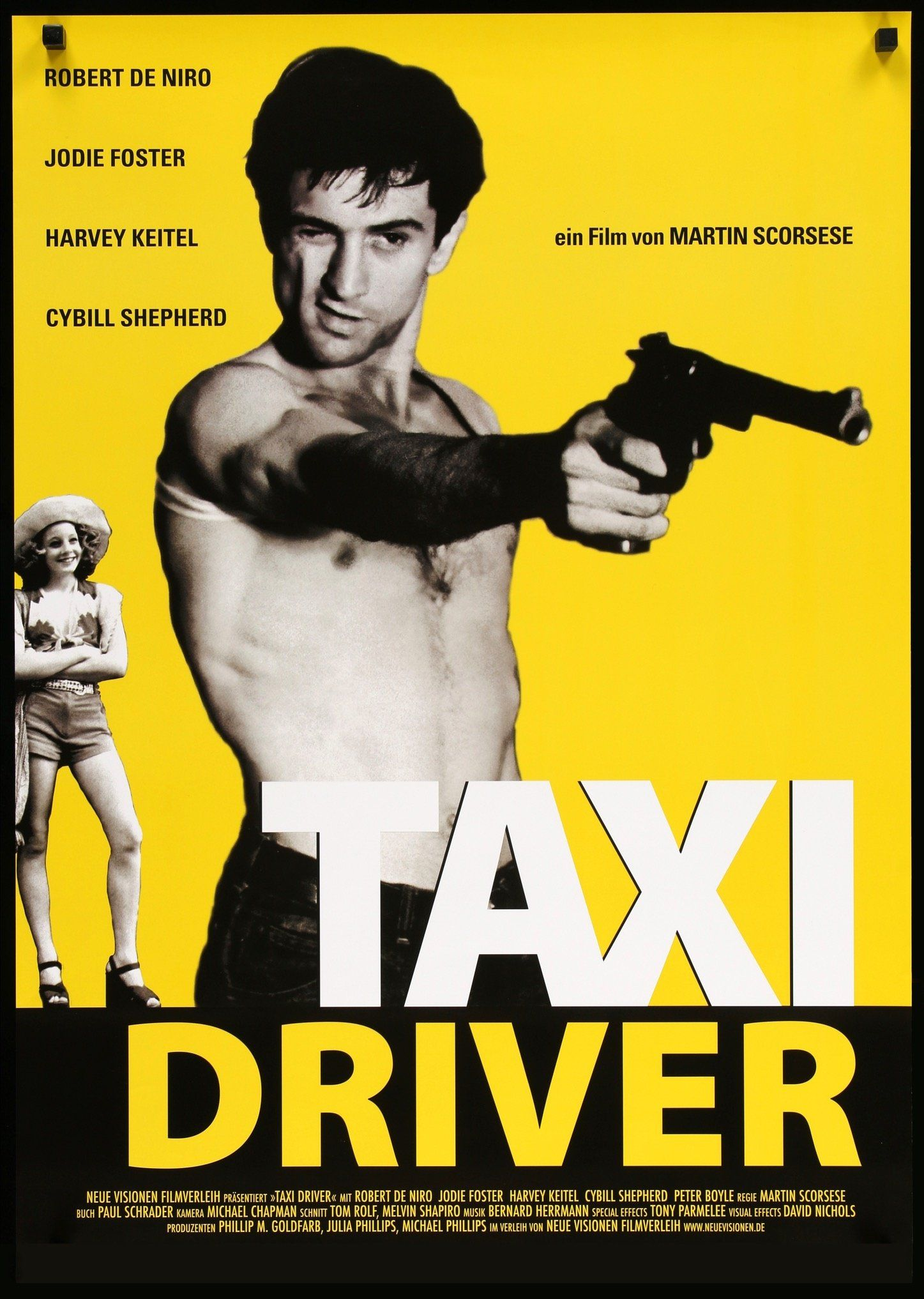 Taxi Driver 1976 Taxi Driver Classic Movie Posters Movie Posters Vintage