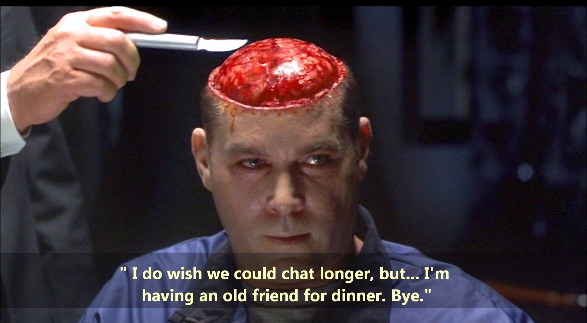 The silence of the lambs 1991 anthony hopkins as