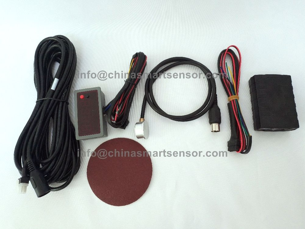 Newly Ultrasonic Fuel Level Sensor With Display For Water Diesel Petro Palm Oil Used To Monitor Truck Fuel Tank Level Info Chin Level Sensor Ultrasonic Sensor