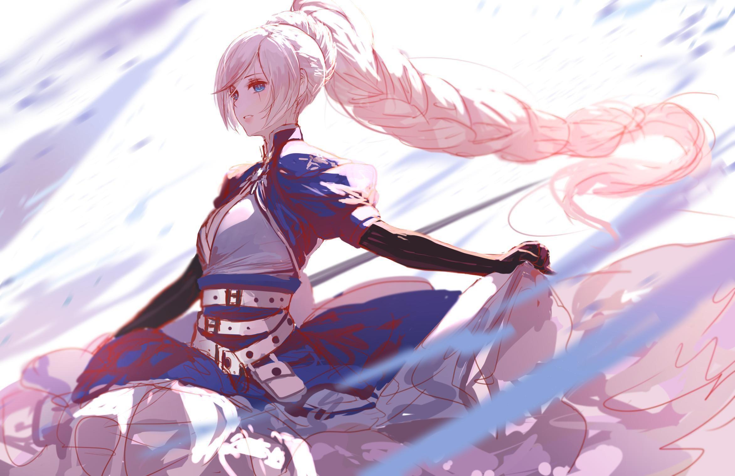 Queen Of The World Rwby Rwby Anime Rwby Anime