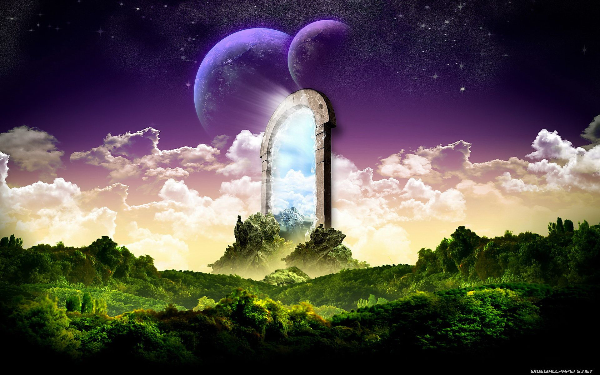 1 Jpg 1920 1200 Fantasy Landscape Landscape Wallpaper Scenery Wallpaper