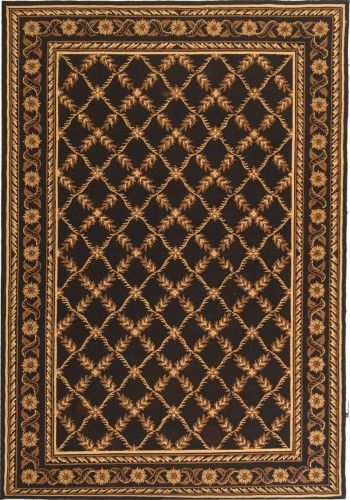 Safavieh Wilton Collection Wil324b Hand Hooked Black Wool Area Rug 8