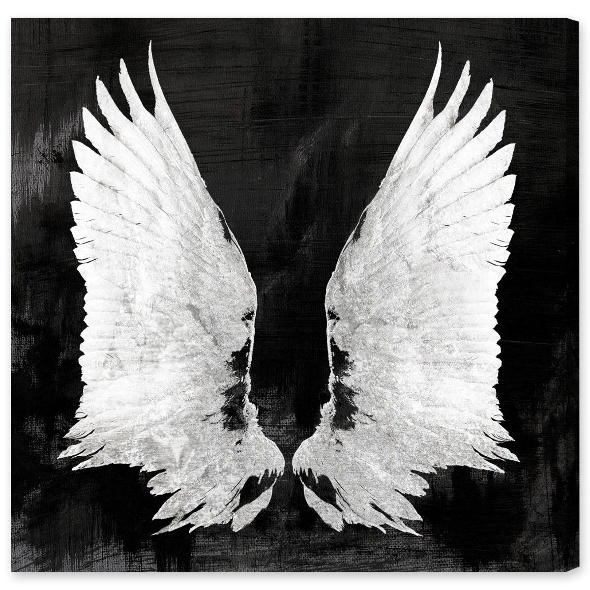 My Night Wings Canvas Print, Oliver Gal