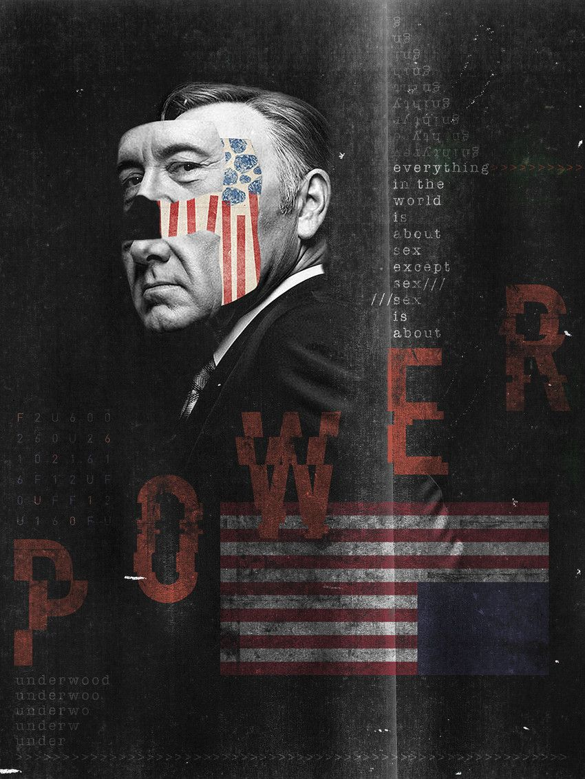 About Sex - Frank Underwood - Sketch Posters
