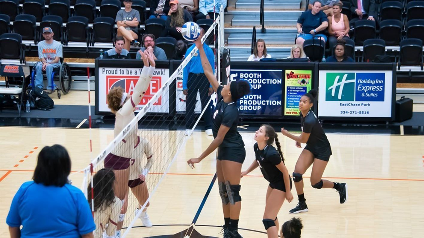 Tell It Like It Is Talk Show Volleyball To Conclude Regular Season Against West Volleyball Valdosta State Auburn University