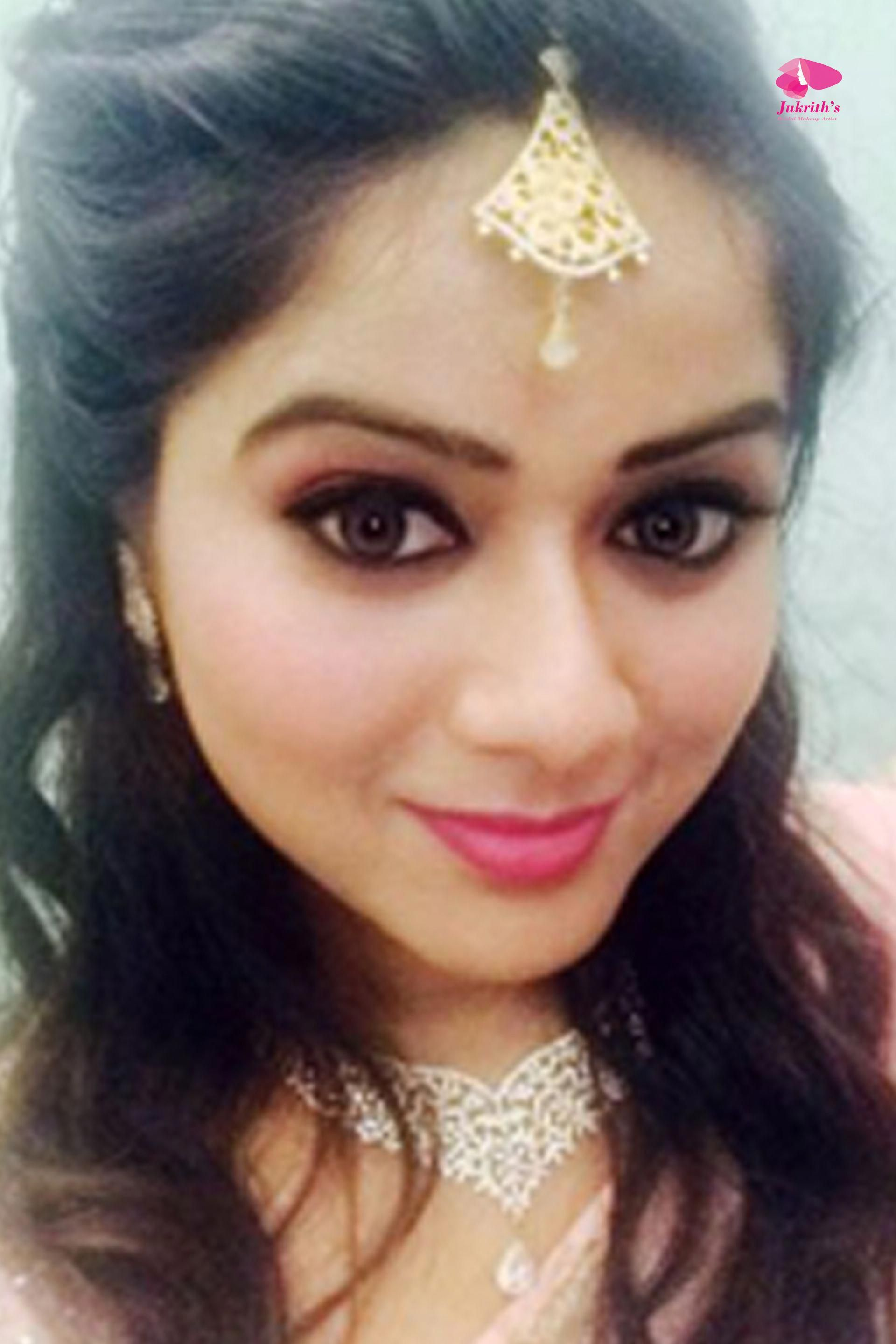 Jukrith's The Best Bridal Makeup Artist in Chennai For