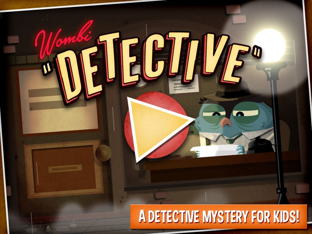 Whodunit Games For Kids